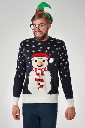 Weihnachtspullover für Männer